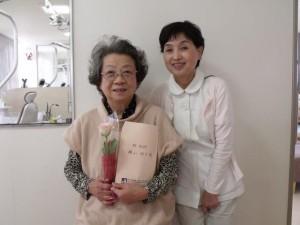ベストドレッサー1位の横山さんは91歳